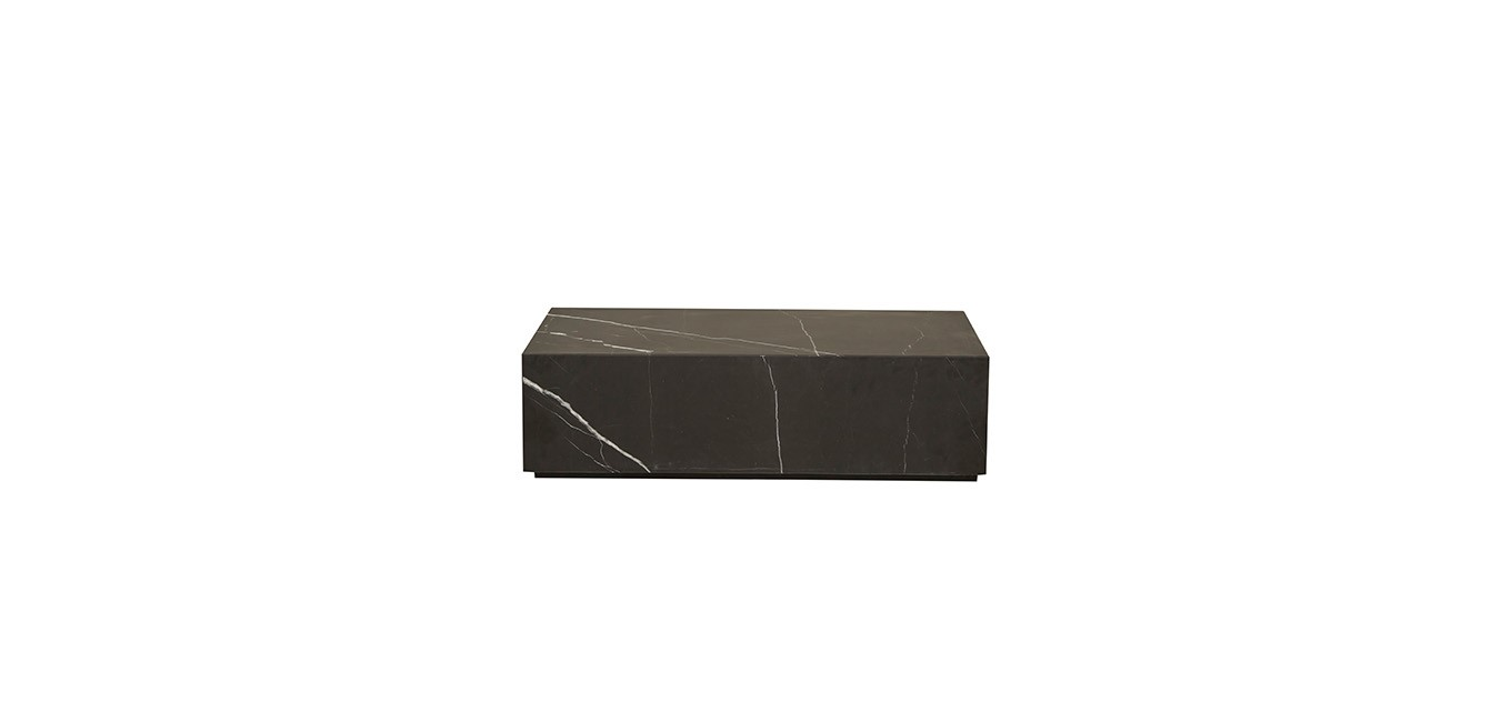 Elle Block Rectangle Coffee Table